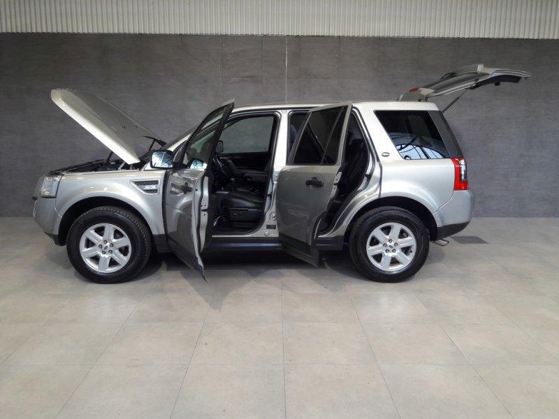 Land Rover Freelander 2.2 Td4_e Stop/Start S