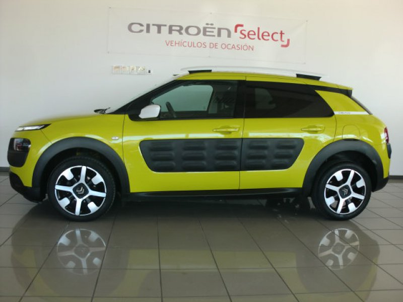 Citroen C4 Cactus e-HDi 92 ETG6 Feel Edition Hello