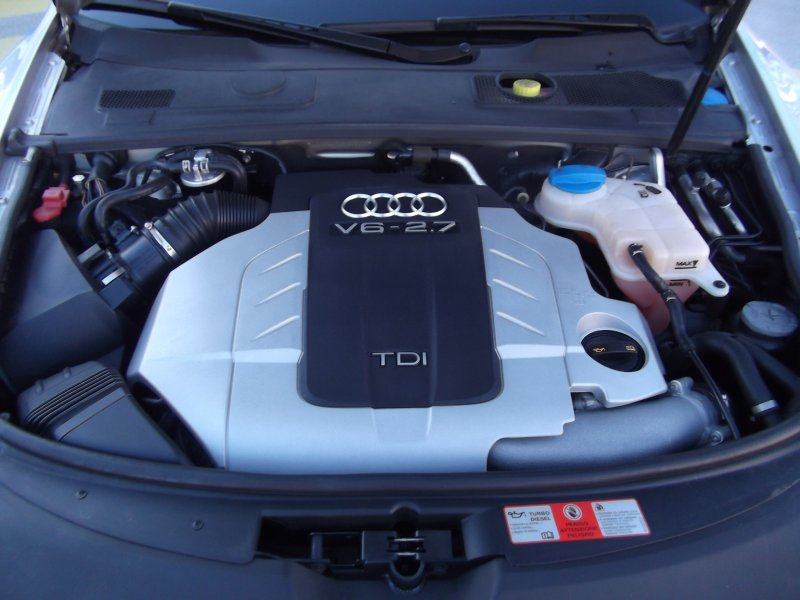 Audi A6 Avant 2.7 TDI quattro tiptronic Style