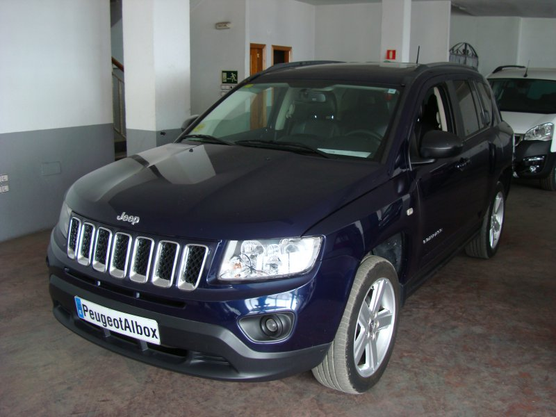 Jeep Compass 2.2 CRD 4x4 163 CV Limited