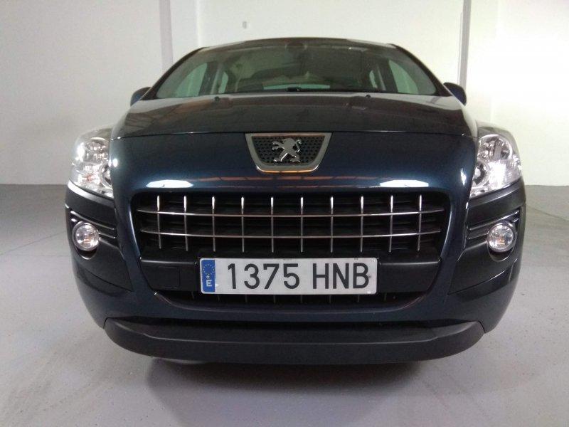 Peugeot 3008 2.0 HDI 150 FAP Active