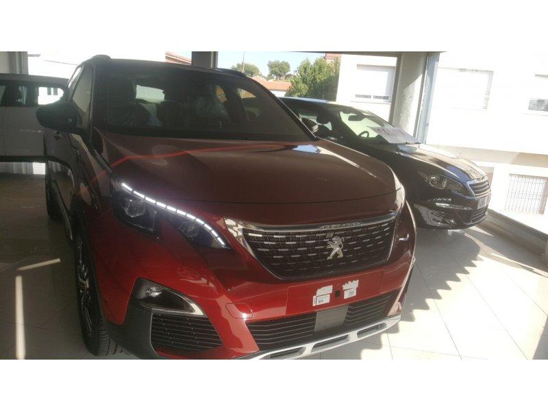 Peugeot 3008 GT Line BlueHDi 132kW (180CV) S&S EAT8