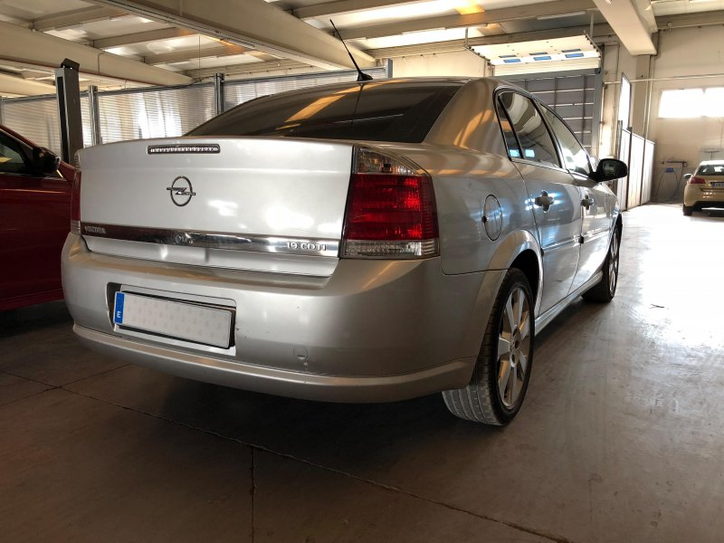 Opel Vectra 1.9 CDTI 8v 120 CV Cosmo