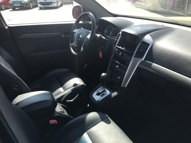 Chevrolet Captiva 2.0 VCDI 16V 7 Plazas Auto LTX
