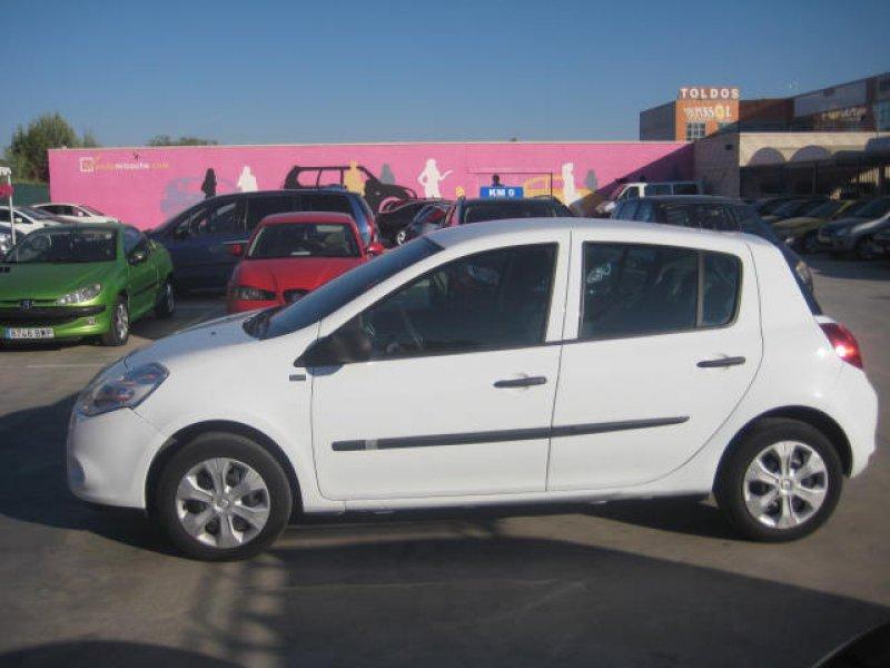 Renault Clio Campus 1.2 16v 75cv 5P Campus