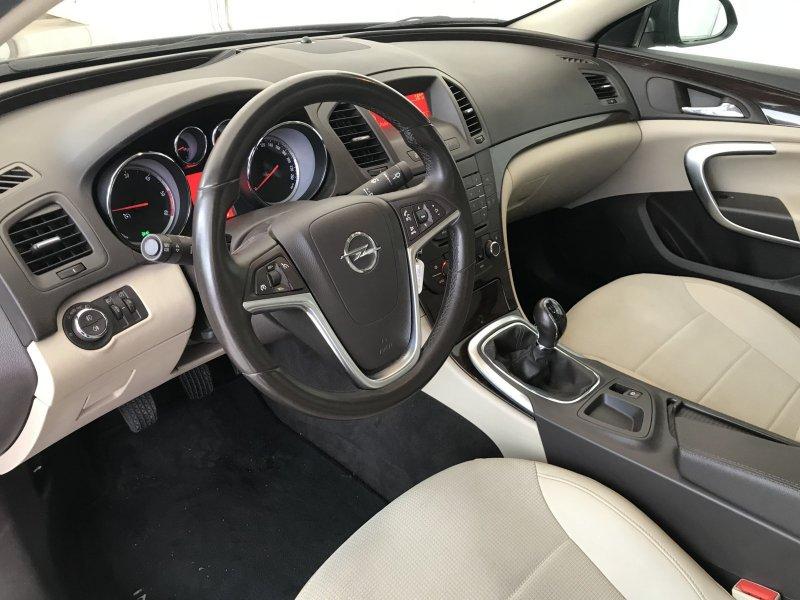 Opel Insignia 2.0 CDTI ecoFLEX 160 CV Edition