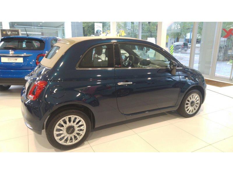 Fiat 500C 1.2 8v 51KW (69 CV) Star