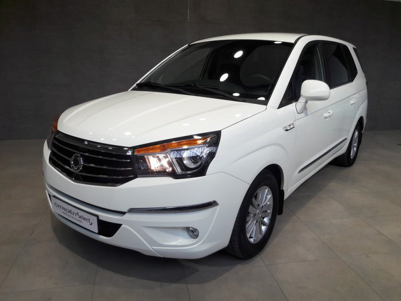 SsangYong Rodius D22T 178cv Limited