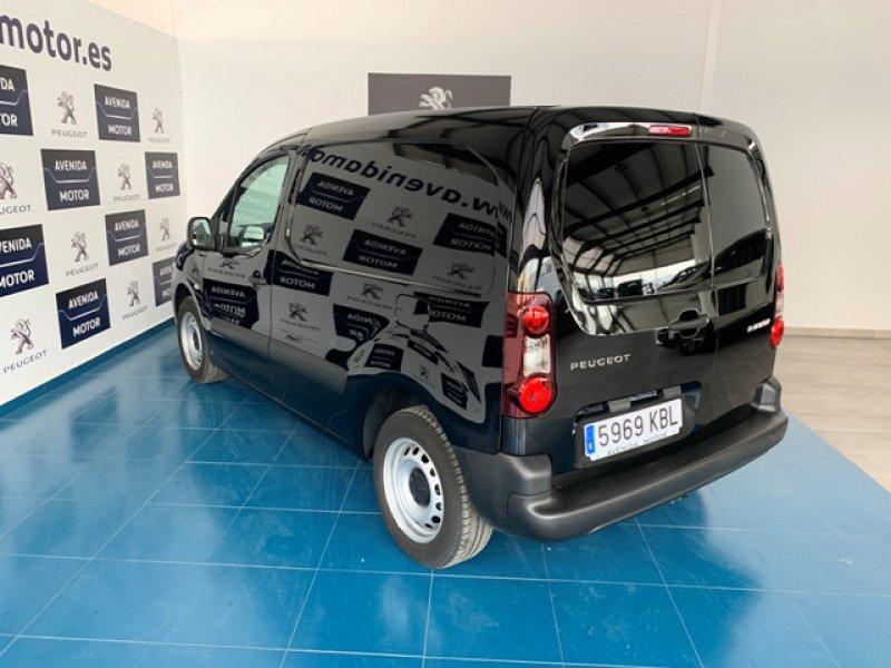 Peugeot Partner Furgón L1 1.6 BlueHDi 100 Confort