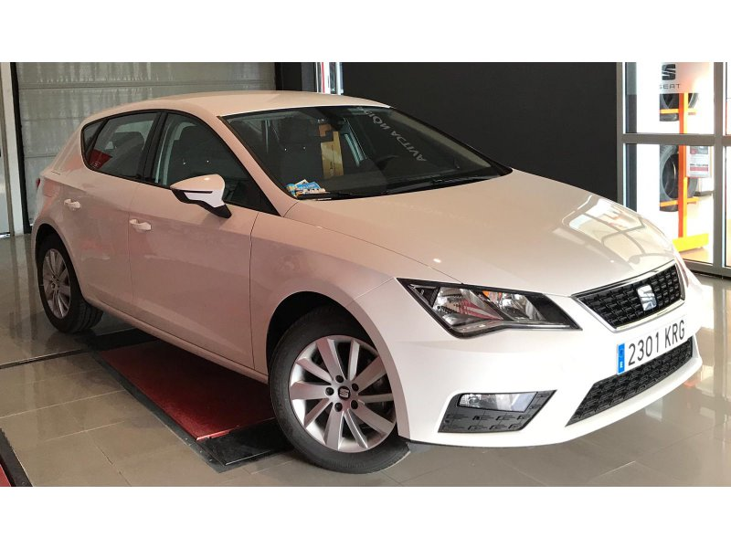 SEAT León 1.6 TDI 85kW St&Sp Reference Plus