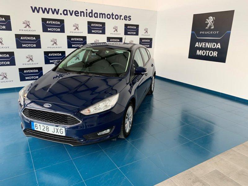 Ford Focus 1.5 TDCi E6 70kW (95CV) Trend+