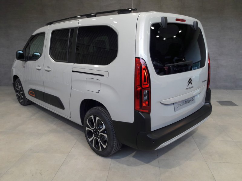 Citroen Berlingo Talla XL BlueHDi 100 SHINE  7 plazas. Shine
