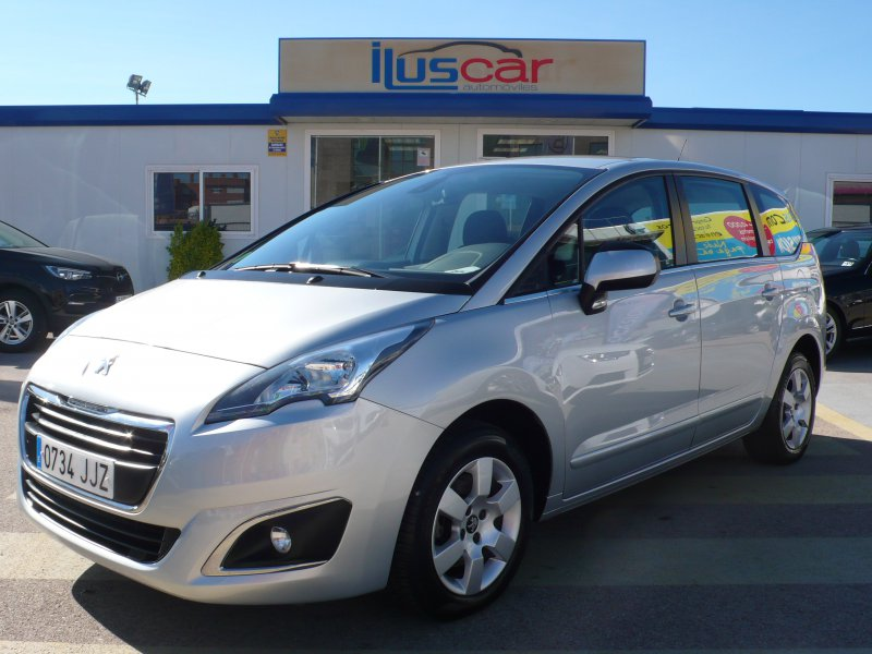 Peugeot 5008 1.6 BlueHDi 120 EAT6 Active