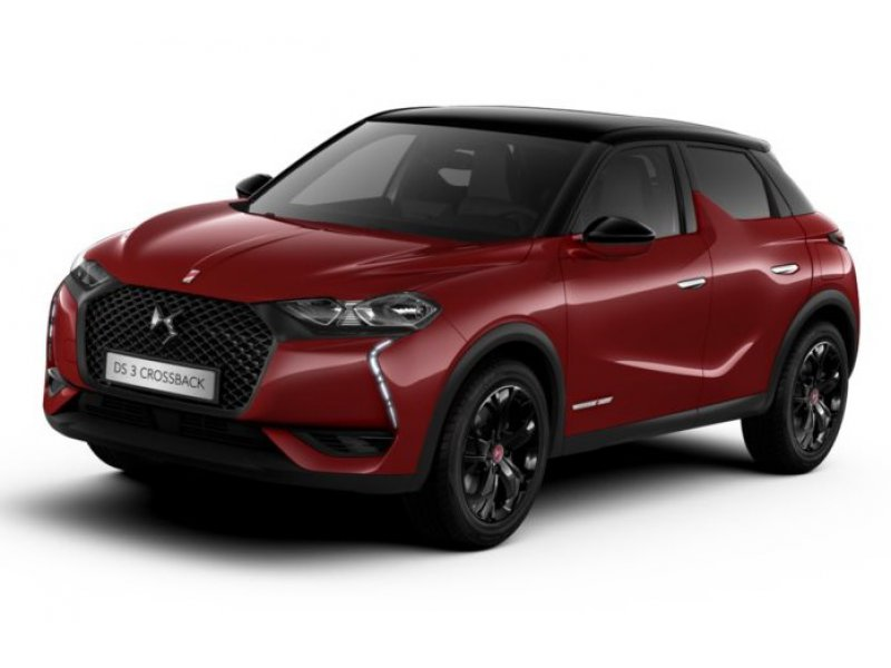 DS DS 3 Crossback PureTech 73 kW Manual PERFORMANCE LINE Performance Line