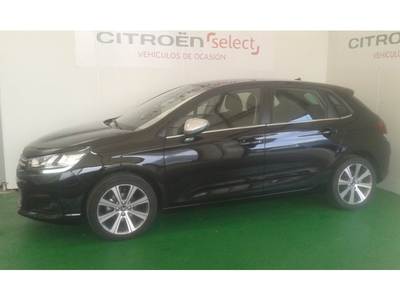 Citroen C4 1.6 HDI 90 Feel Edition Live