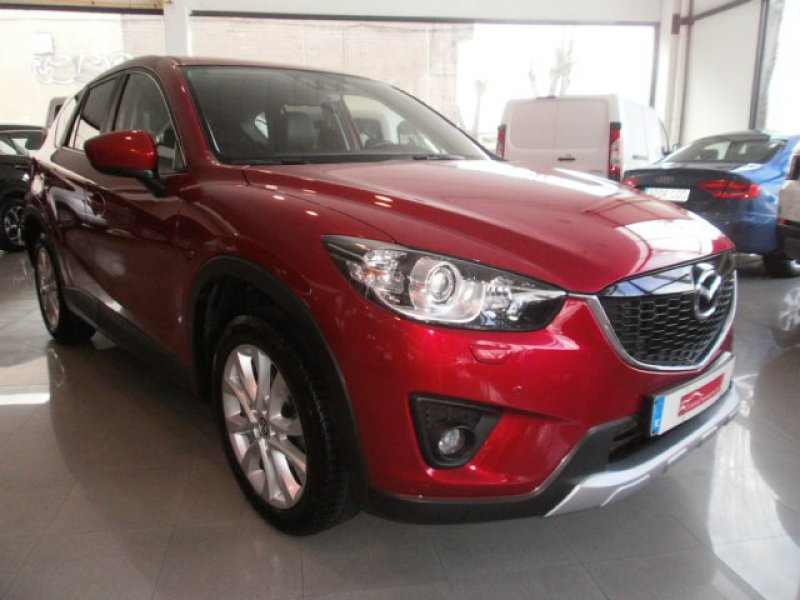 Mazda CX-5 2.2 150cv DE 4WD AT Luxury