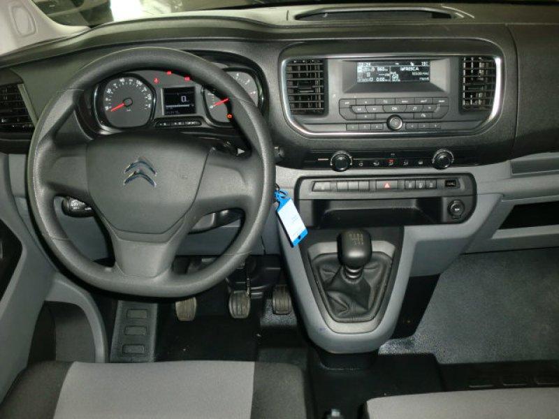 Citroen Jumpy Talla M BlueHDi 85KW (115CV) 6v Confort