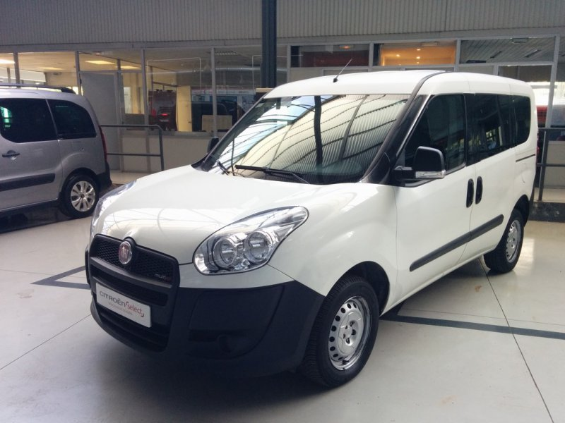 Fiat Doblò Panorama 1.6 Multijet 90cv Emotion