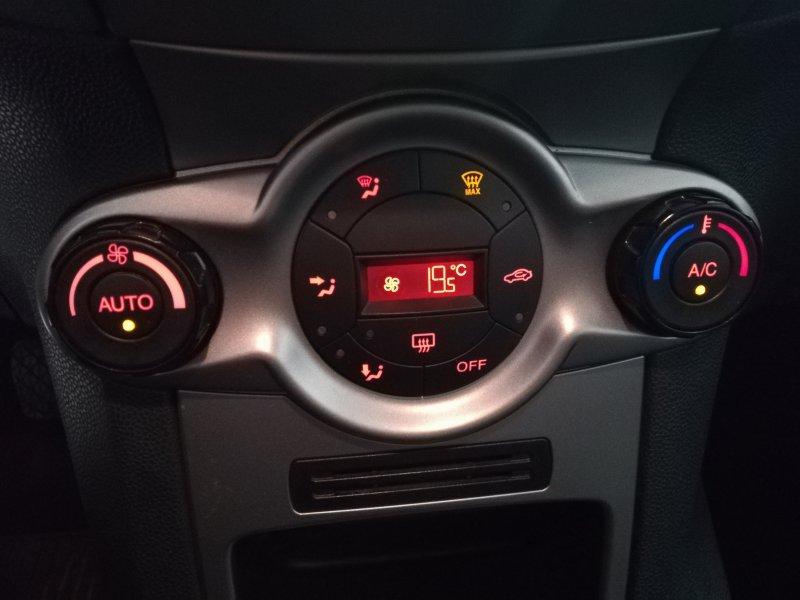 Ford Fiesta 1.6 TDCi Titanium