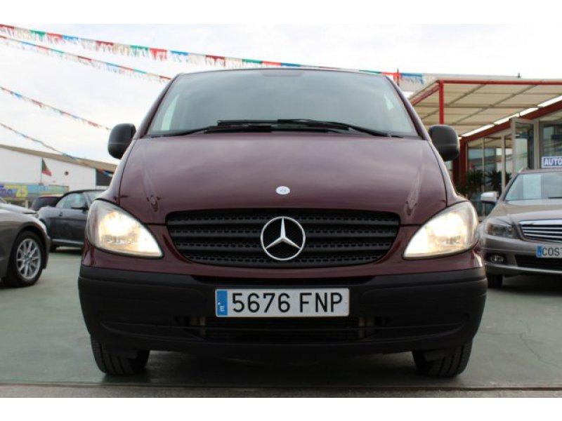 Mercedes-Benz Vito 109 CDI Larga Mixto