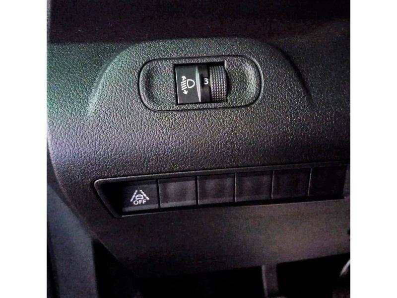 Peugeot Rifter Standard BlueHDi 73kW Active