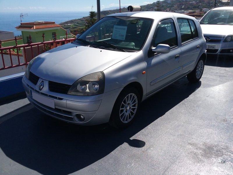 Renault Clio 1.2 16V Extreme