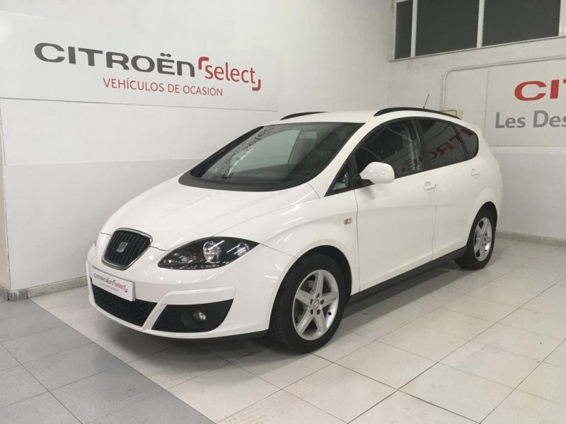 SEAT Altea XL 1.6 102cv GLP Reference