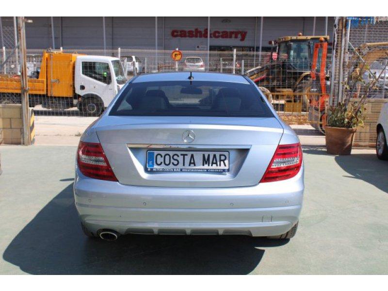 Mercedes-Benz Clase C C 220 CDI Blue Efficiency Coupé -