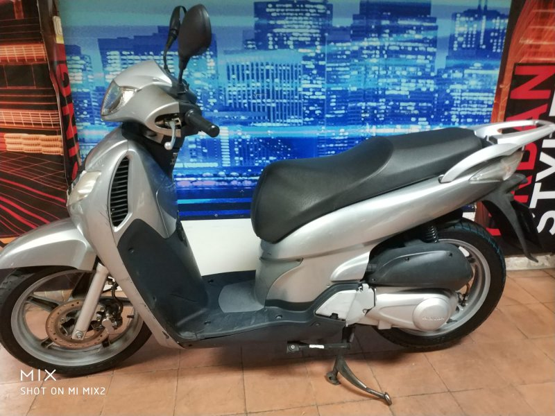 Honda-Moto SH 125 Scoopy 4T