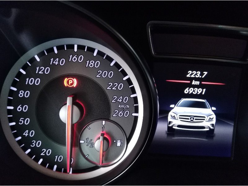 Mercedes-Benz Clase GLA GLA 220 d 4MATIC AMG Line