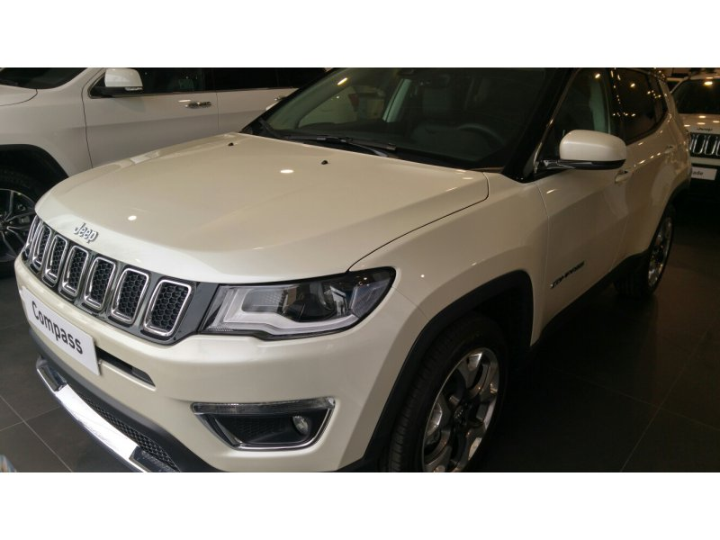 Jeep Compass 1.4 Mair 103kW 4x2 Limited