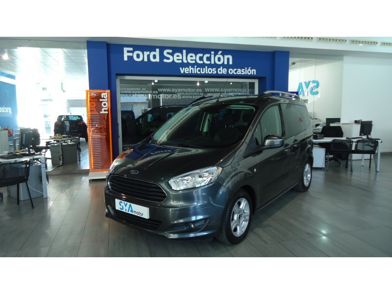 Ford Tourneo Courier 1.5 TDCi 75cv Trend