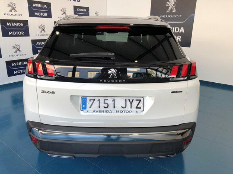 Peugeot 3008 1.6BLUEHDI(120CV) GT LINE S&S GT Line
