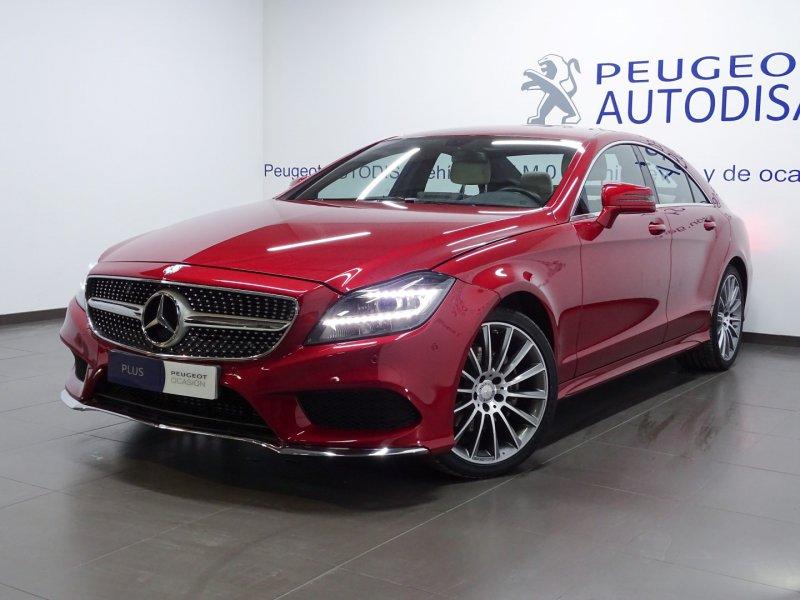 Mercedes-Benz Clase CLS CLS 250 BlueTEC 4MATIC -