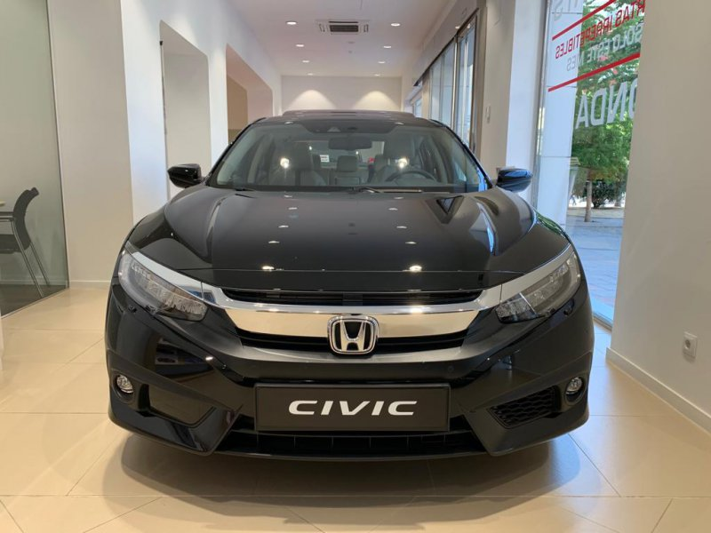 Honda Civic 1.6 I-DTEC EXECUTIVE Executive