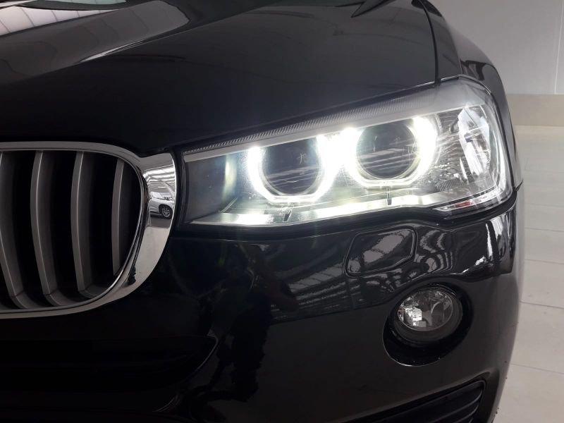 BMW X3 xDrive 3.0d 4x4 xDrive30d