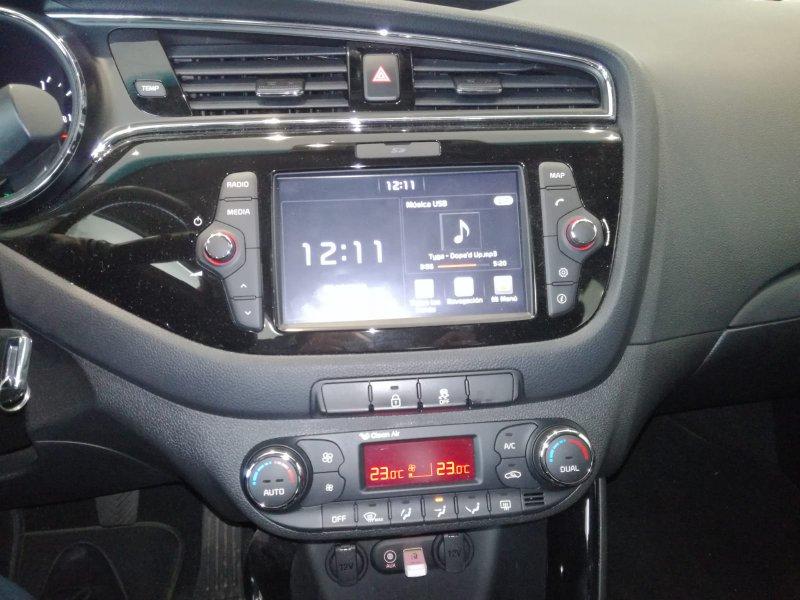 Kia Ceed 1.4 1.4 CRDI VGT