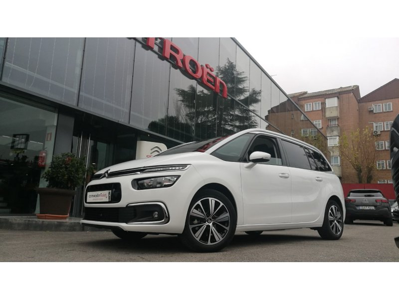 Citroen Grand C4 Picasso BlueHDi 88KW (120CV) EAT6 Feel