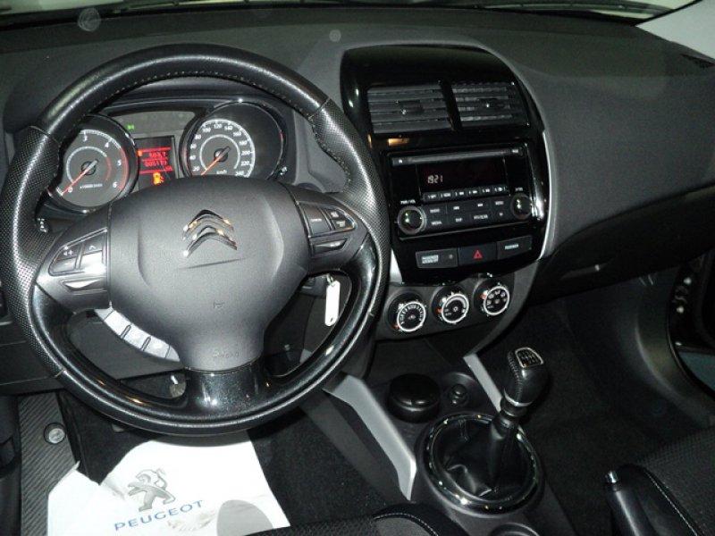 Citroen C4 Aircross HDi 115 6v 2WD Live Edition