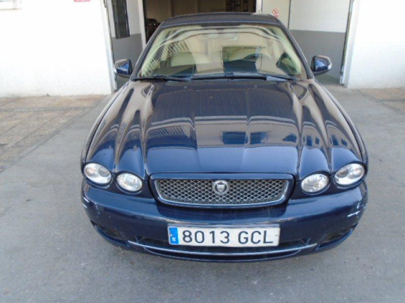 Jaguar X-Type 2.2D Automático Executive