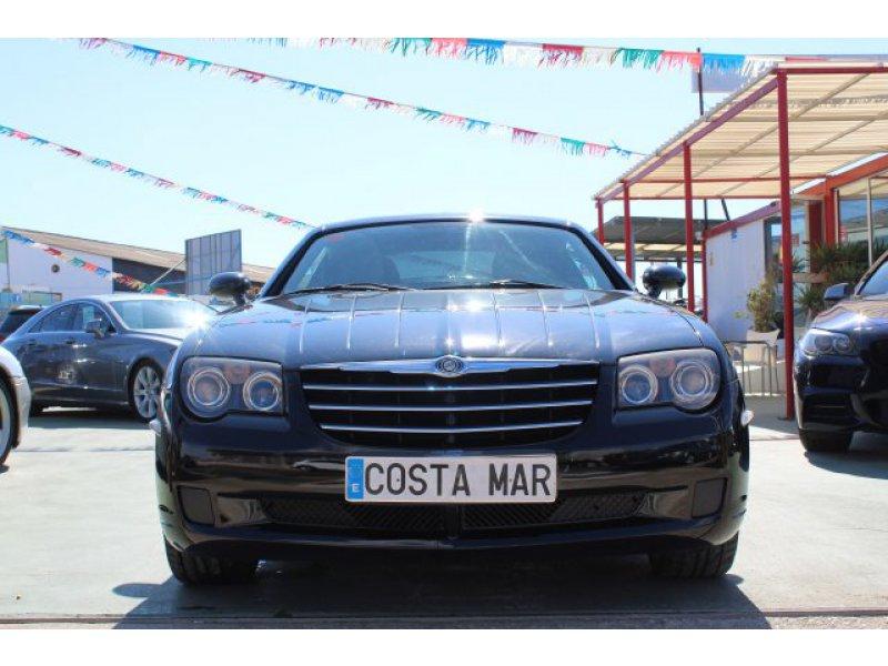 Chrysler Crossfire 3.2 V6 18v -