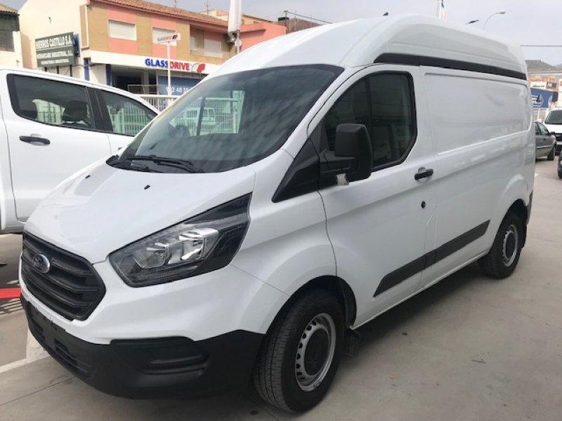 Ford Transit Custom Van 2.0 TDCI 130cv 270 L1 Ambiente
