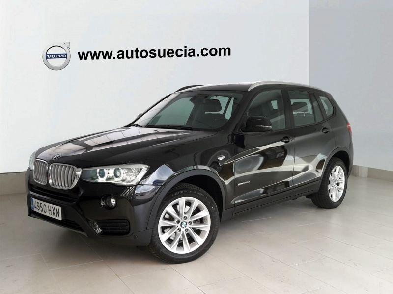 BMW X3 xDrive 3.0d 4x4 xDrive20d