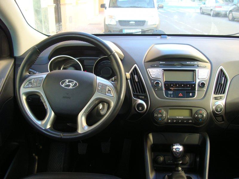 Hyundai IX35 1.7 CRDi 115cv Comfort
