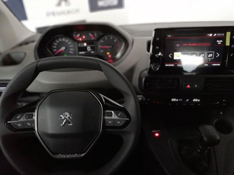 Peugeot Rifter Standard BlueHDi 96kW Active Nav+