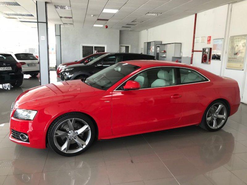 Audi A5 2.7 TDI DPF multitronic -S-LINE