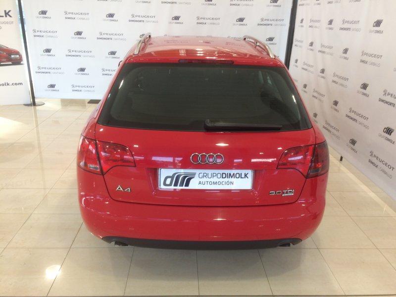 Audi A4 3.0 TDI quattro Avant -