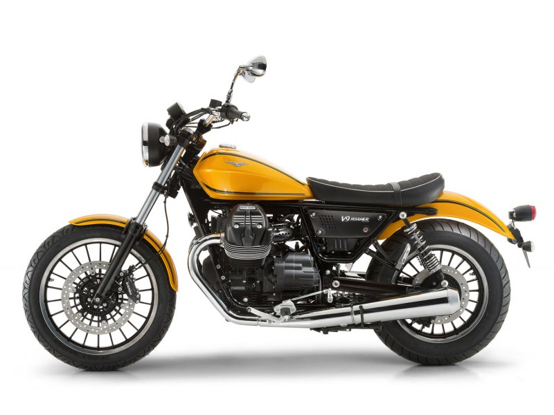 Moto Guzzi V9 850 roamer 853 CC