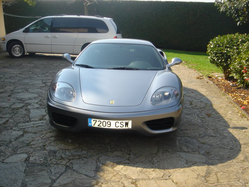Ferrari 360 F1 Modena