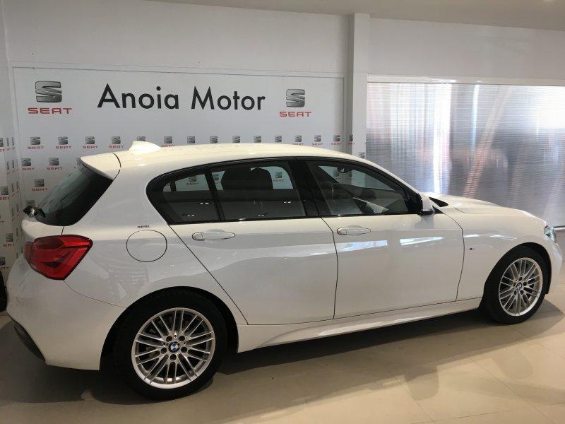 BMW Serie 1 116d  AUTOMATIC -M